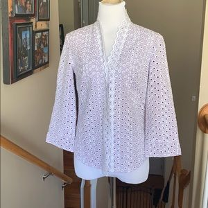 Doncaster Blouse 100% Small gorgeous New